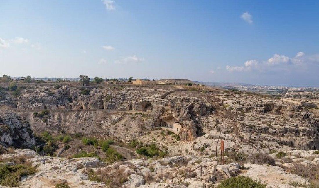 Malta, il Mosta Fort sulle alture interne