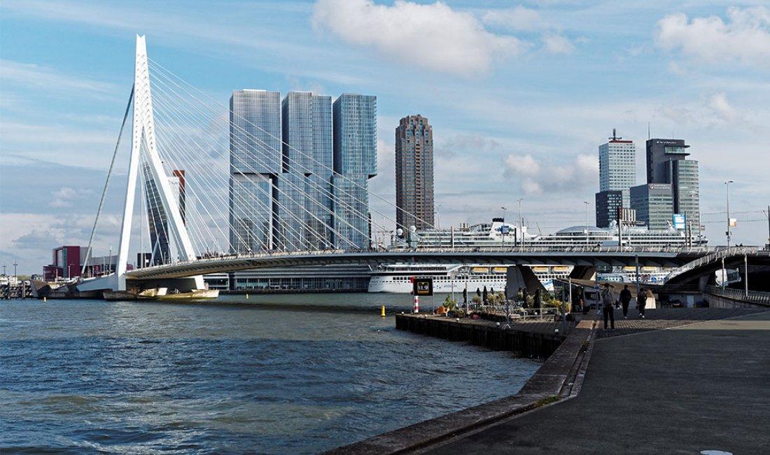 Rotterdam street art: viaggio alla scoperta di murales, sculture e installazioni | Guide Marco Polo