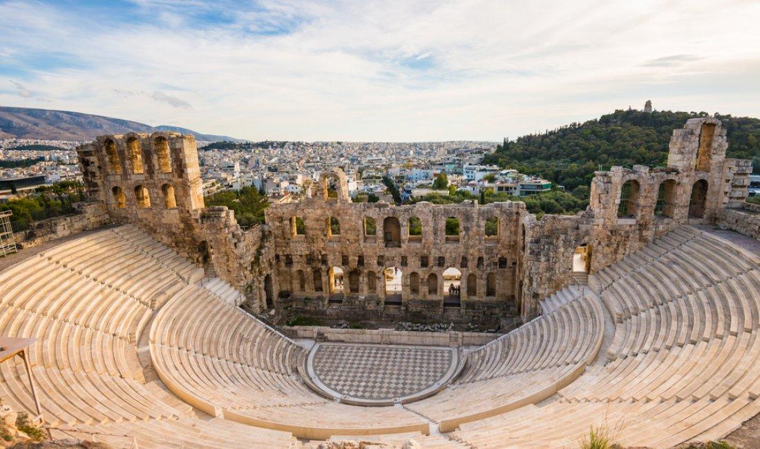 Atene, le migliori pillole per organizzare il viaggio | Guide Marco Polo