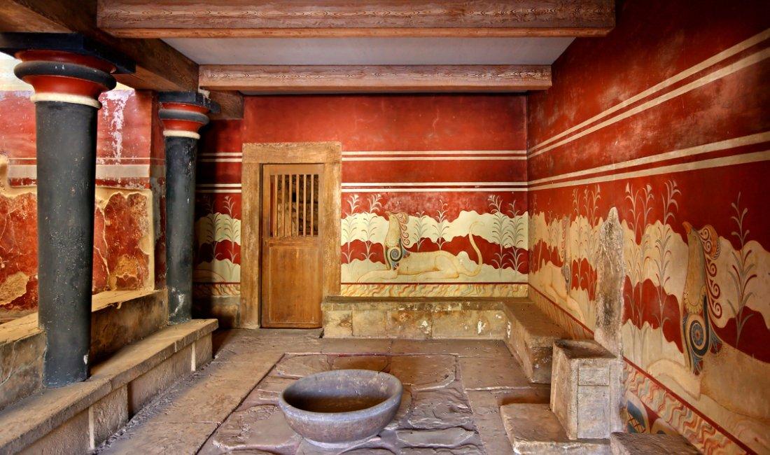 Creta, palazzo di Cnosso: a tu per tu con la reggia delle meraviglie dei Micenei | Guide Marco Polo