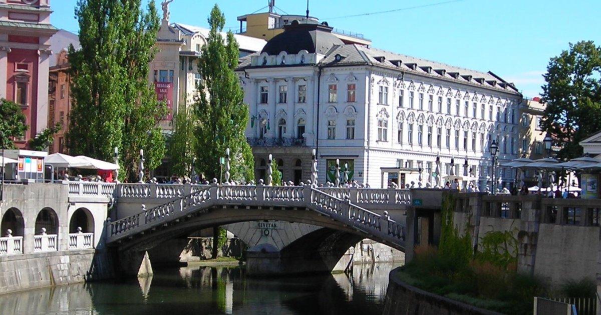 Lubiana: scopri la capitale della Slovenia, anche nel lato green | Guide Marco Polo