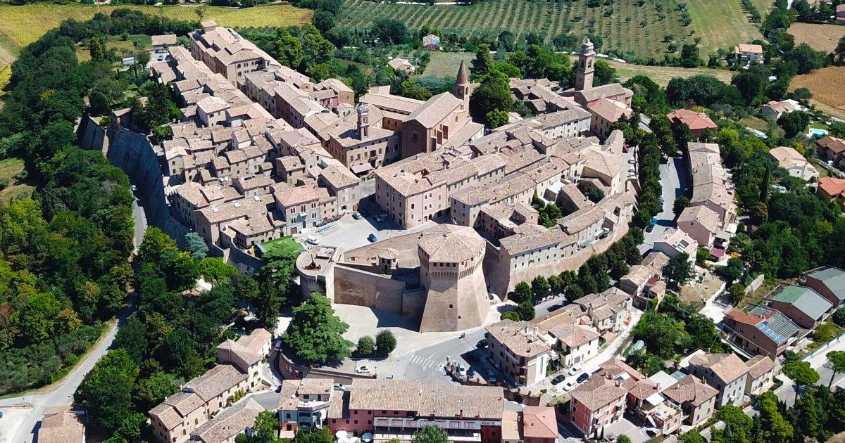 Marche: i migliori borghi della Provincia Bella | Guide Marco Polo