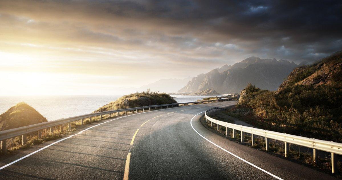 Le strade più belle del mondo. La top 5   Guide Marco Polo